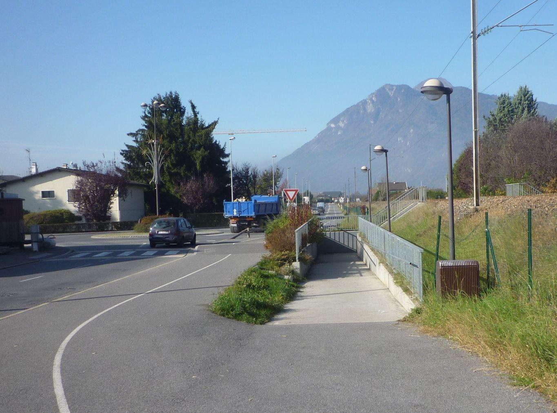 Vallée de l'Arve Veloroute Leman Mont Blanc
