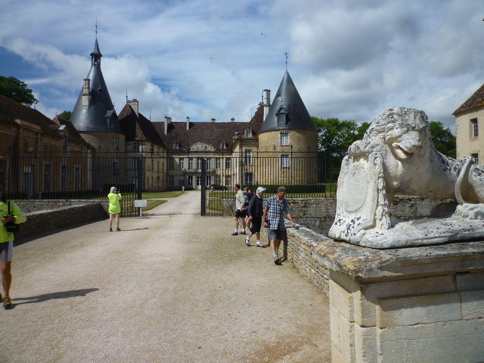 Le Tour de la Bourgogne à vélo.