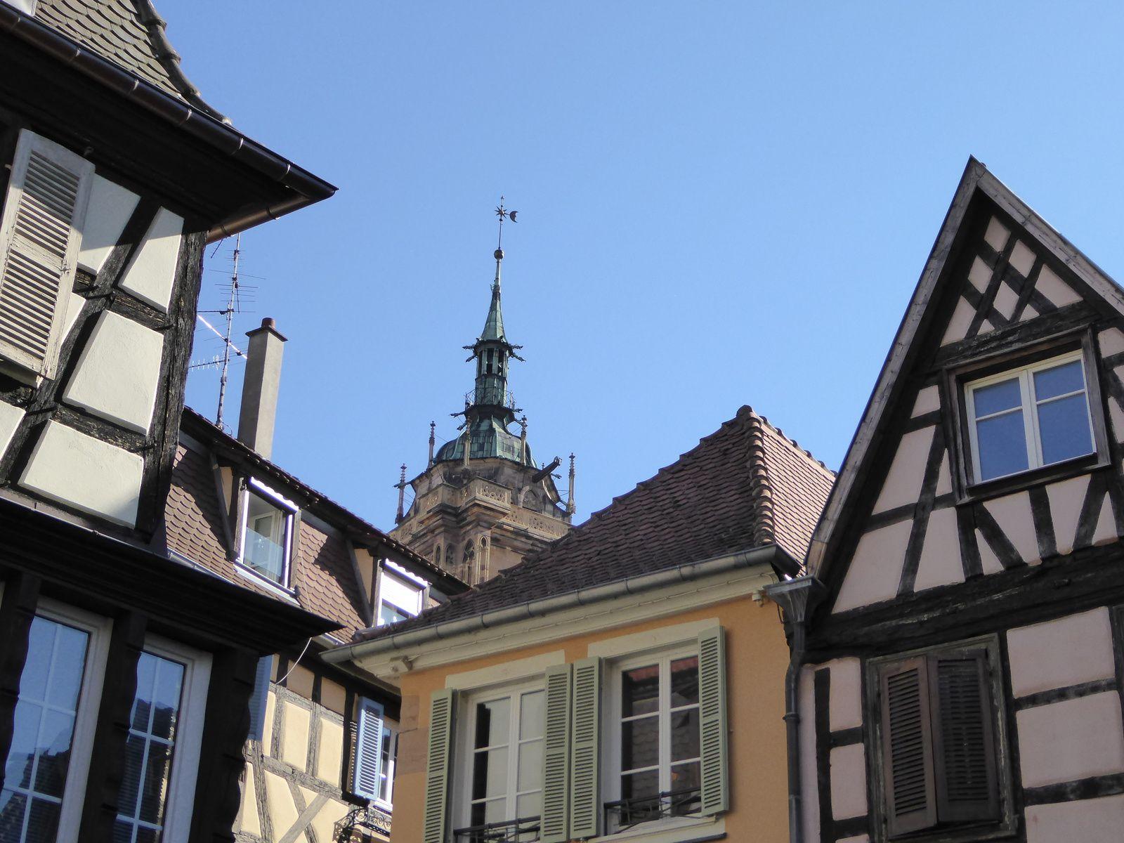 Strasbourg Colmar Bale Mulhouse