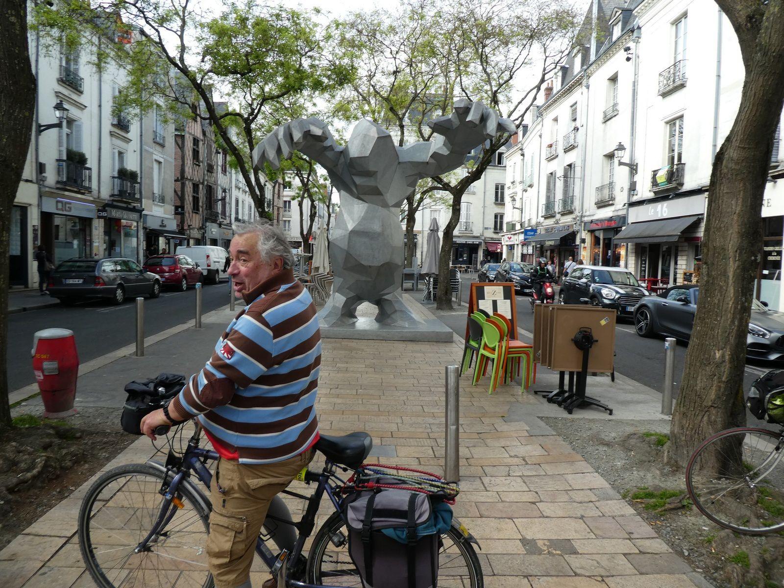 La Loire à vélo deTours à Nantes