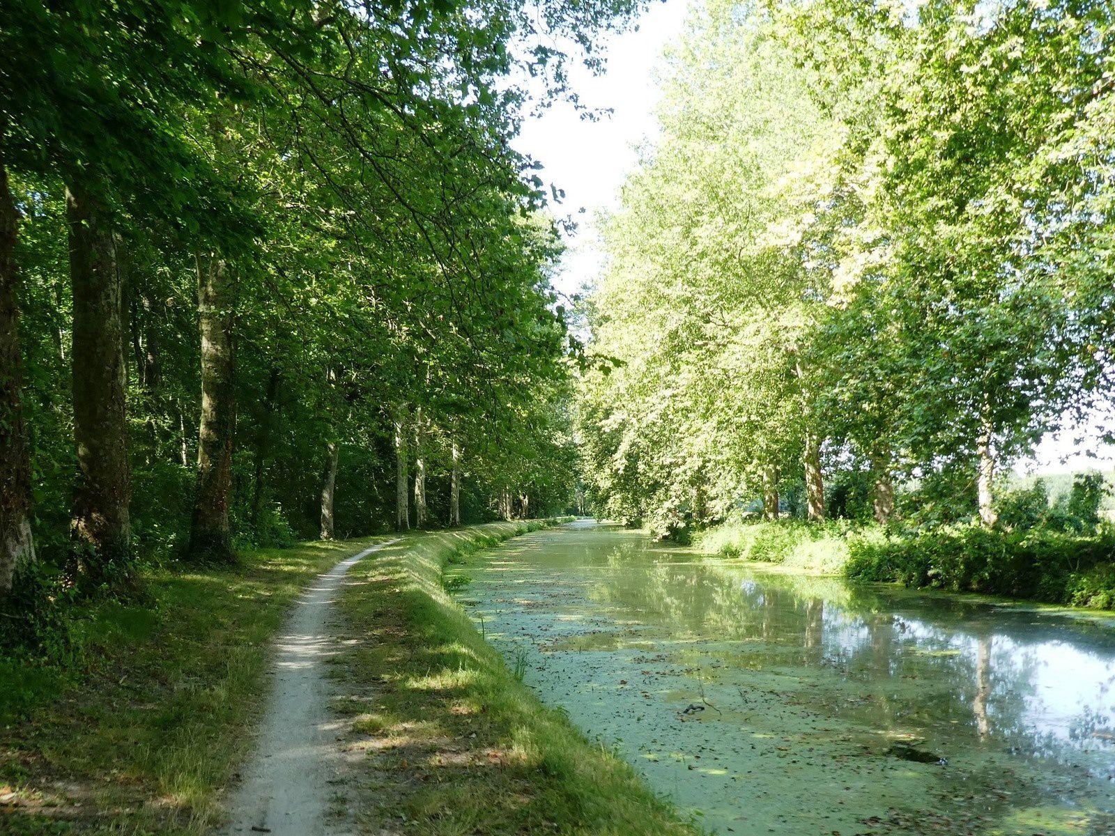 Canal Briare, Canal d'Orleans, Loire
