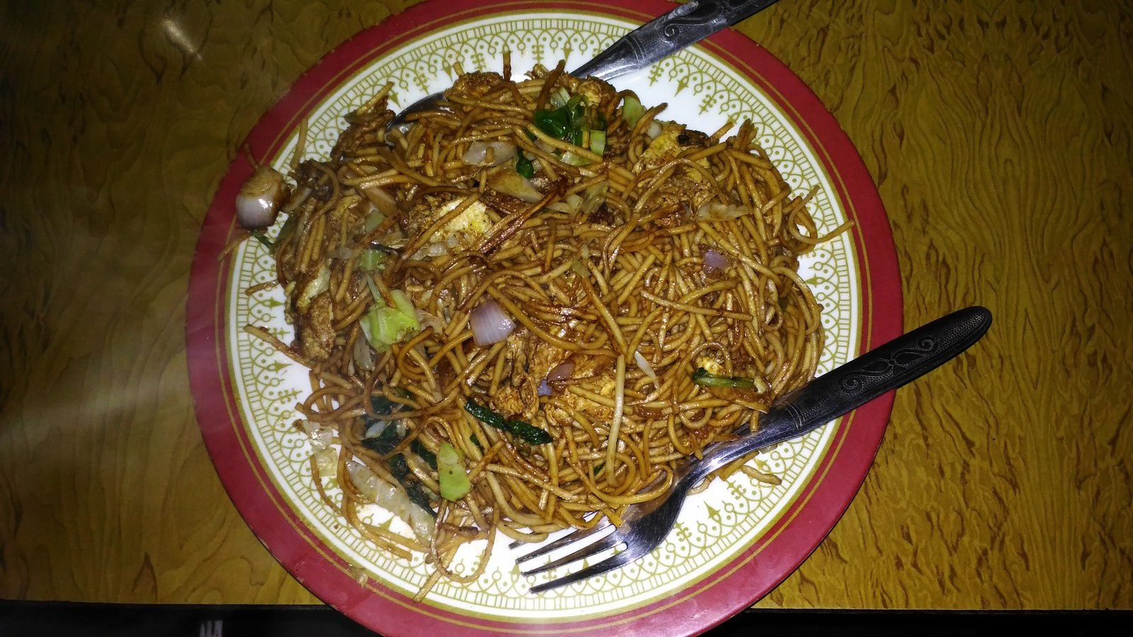 vegetarian fried noddle ou vegetarian fried rice , chowmein , ...