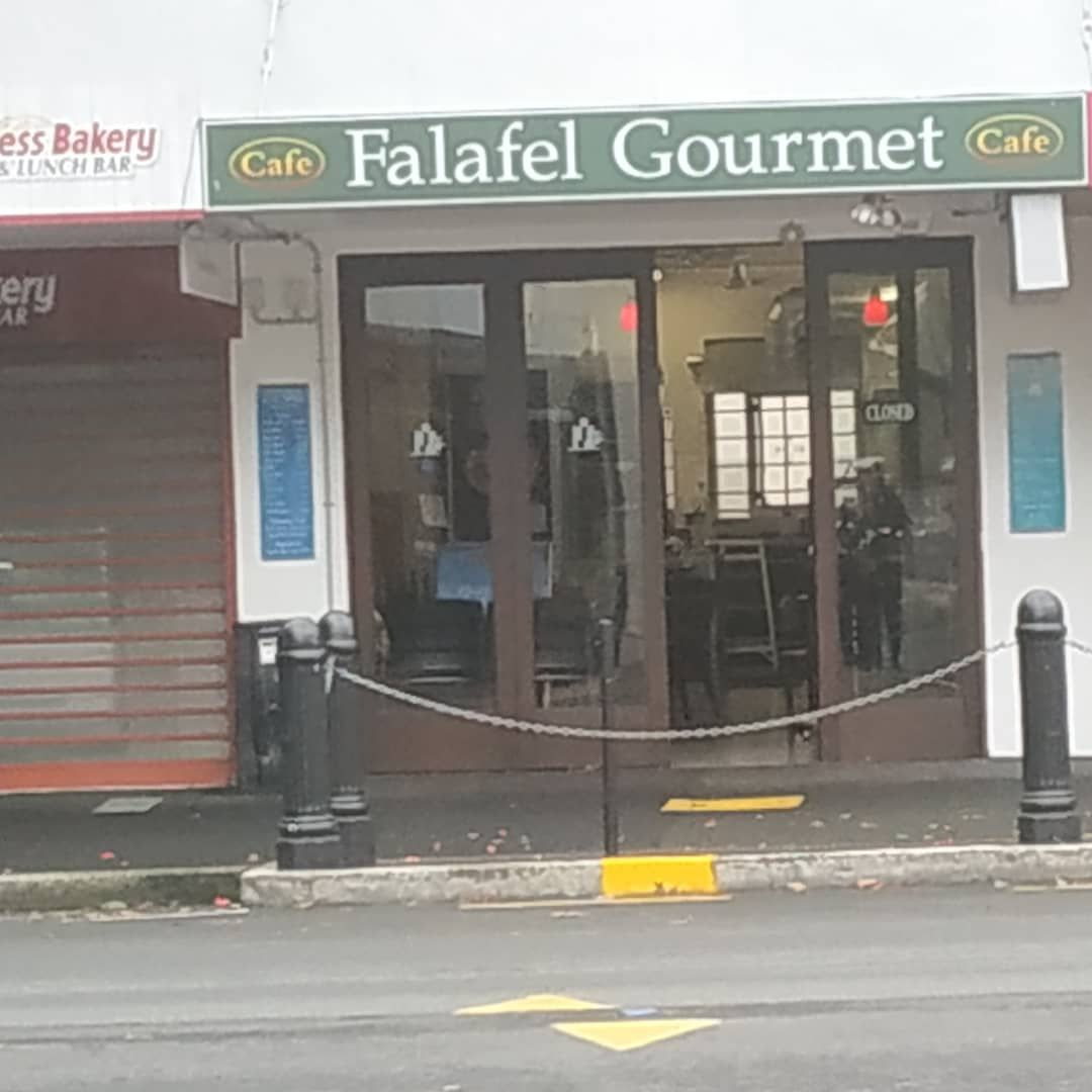 Falafel in nelson, New zealand