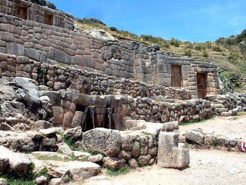 Visite des ruines autour de Cuzco