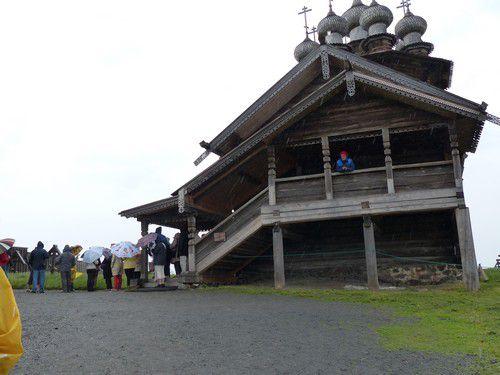 L'ermitage du saint Sauveur de Kiji