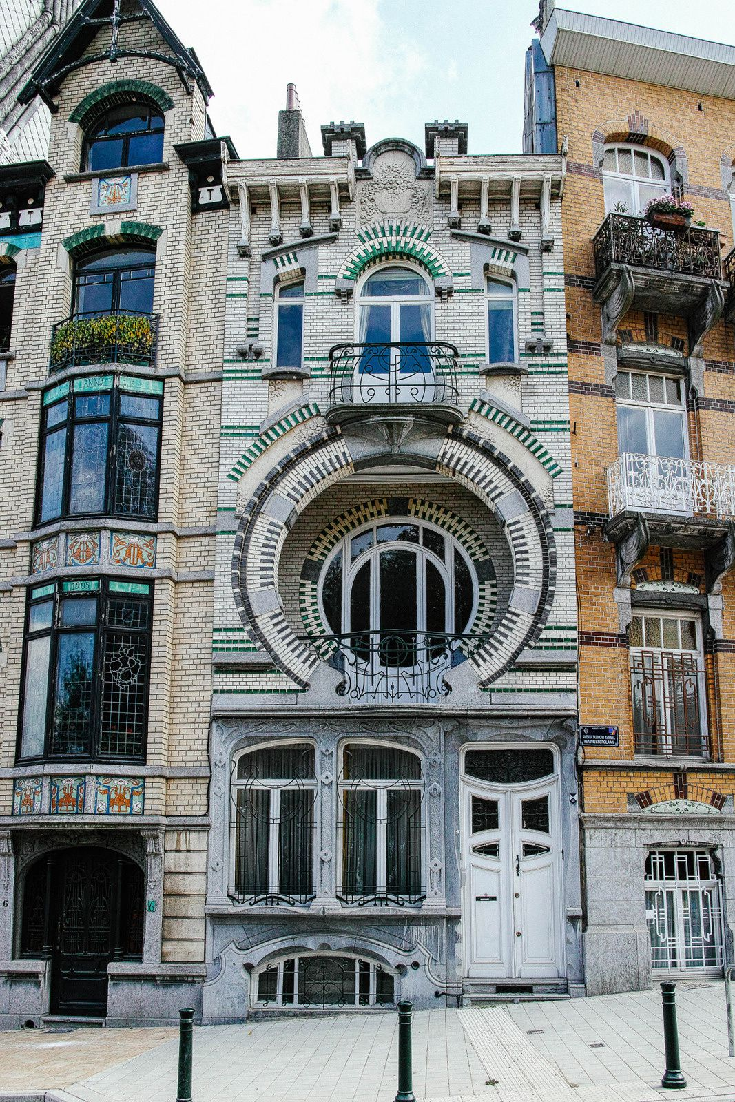 La maison nelissen ou la villa beau site bruxelles for Art maison la thuile
