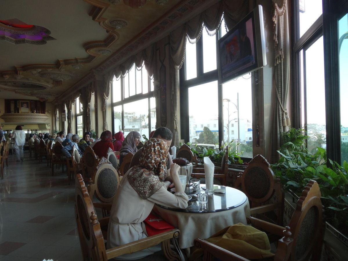 La GIRALDA à Tanger