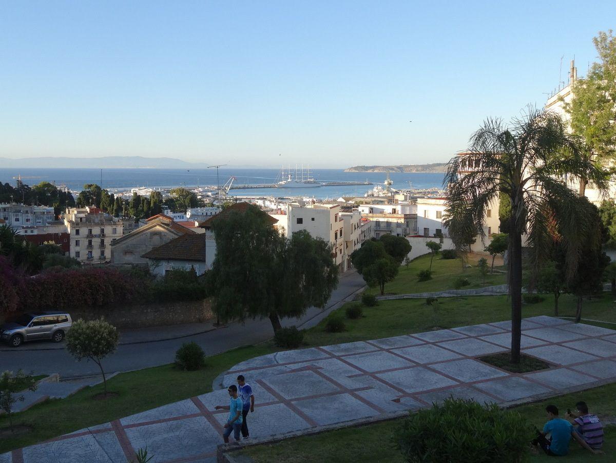 Le CLUB MED 2 à Tanger