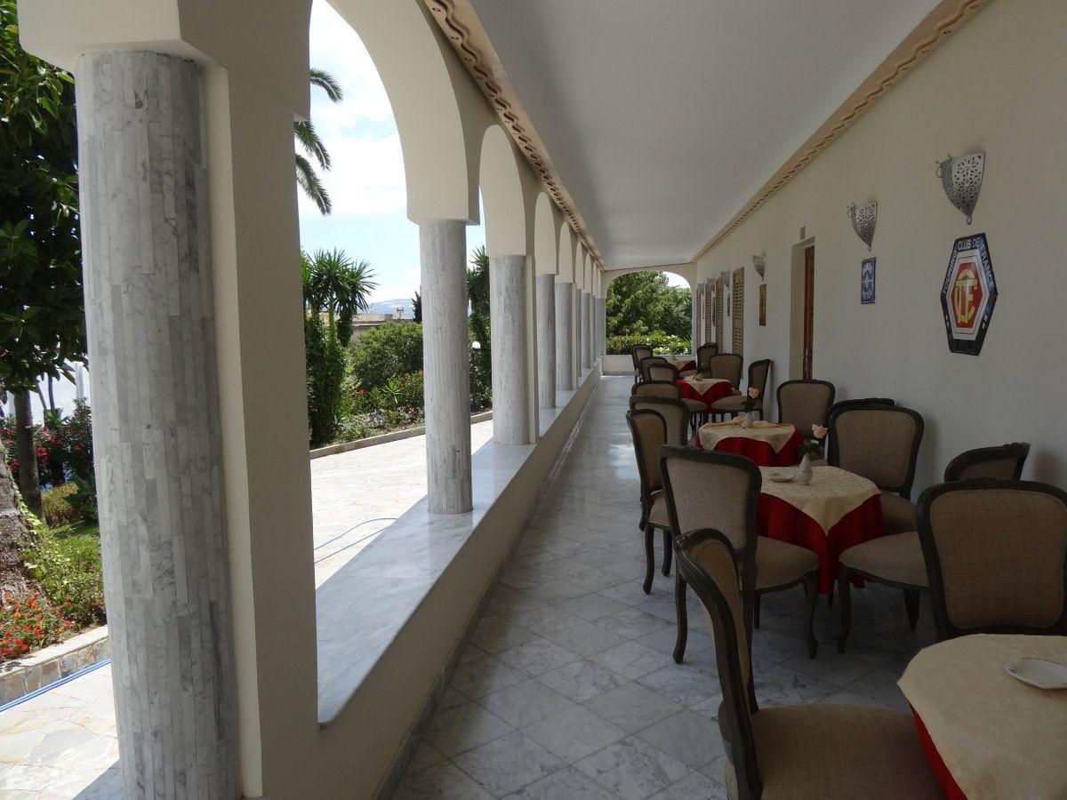 L'hôtel Villa de France a ré-ouvert ses portes (petite visite)