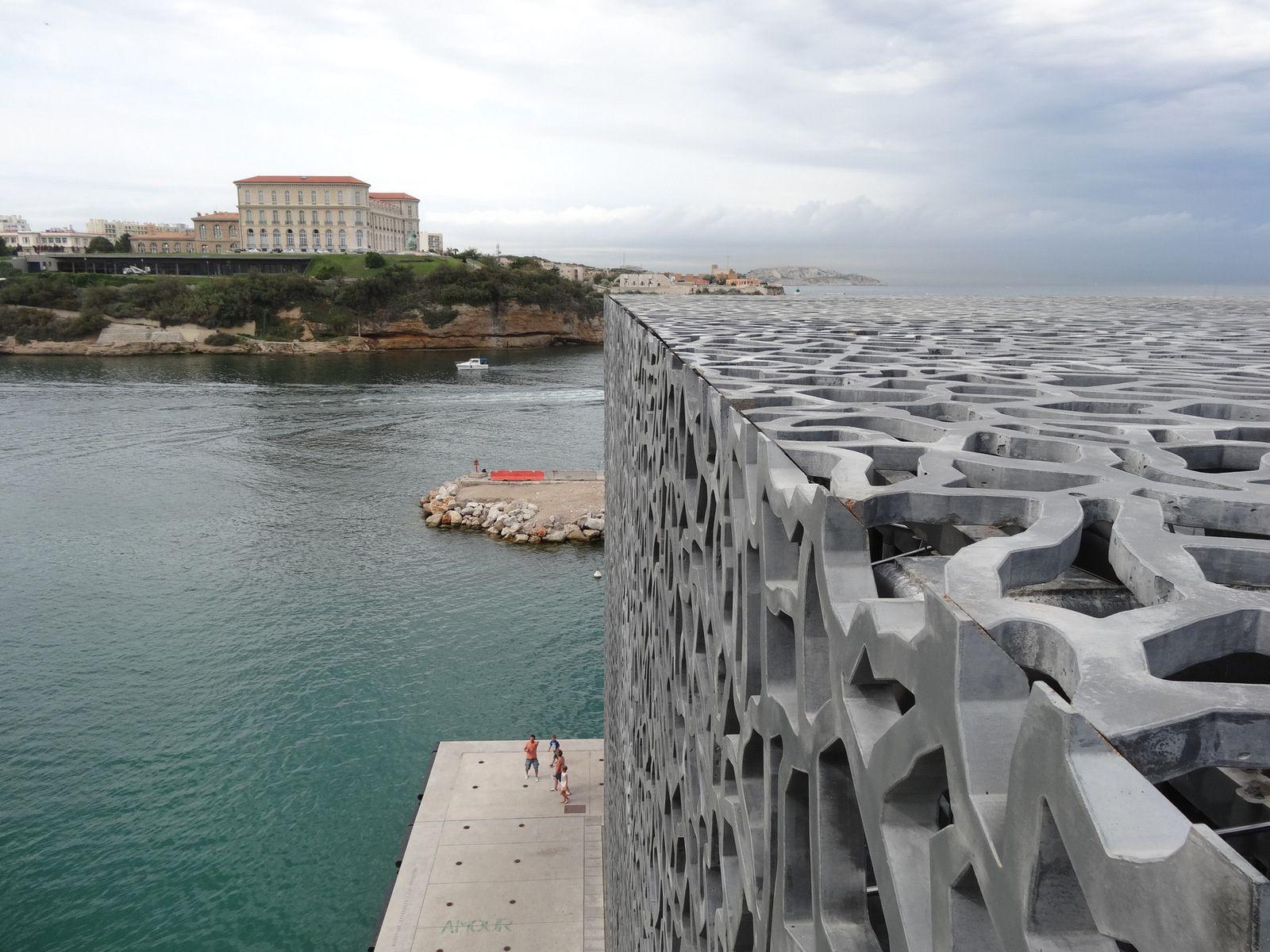 MUCEM de Ricciotti à Marseille 2