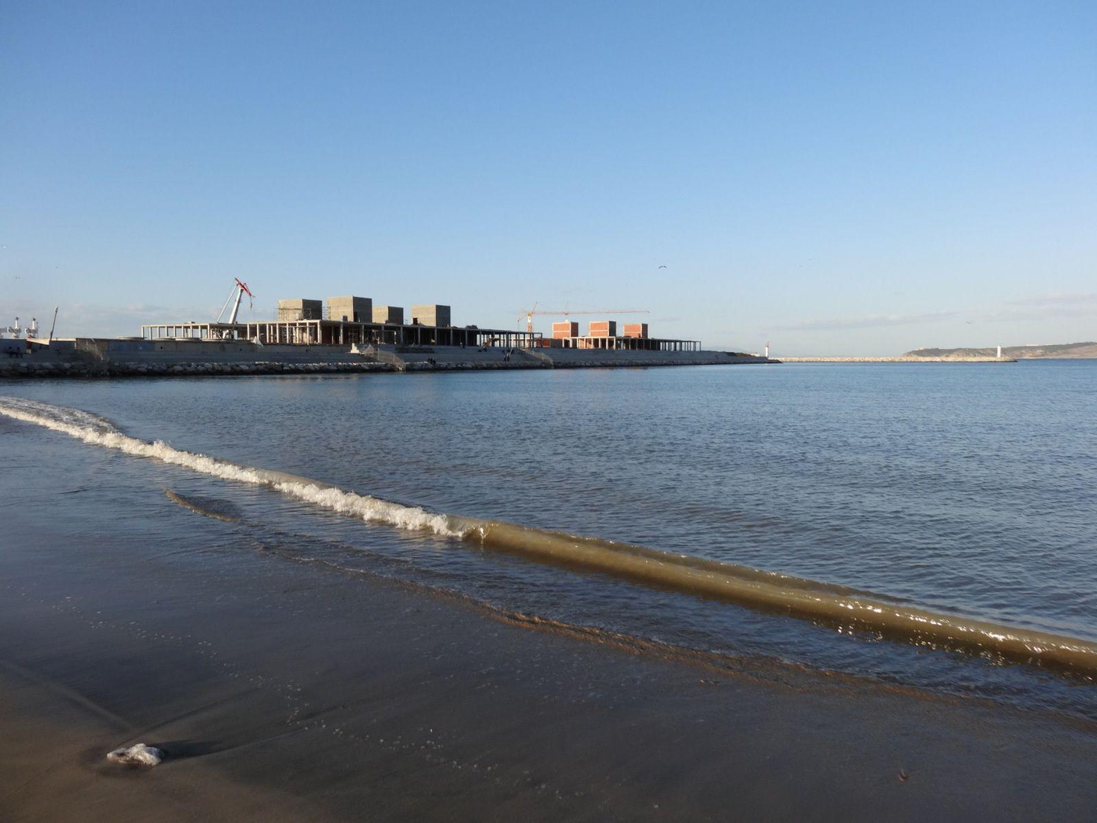 La nouvelle silhouette du Port de plaisance de Tanger