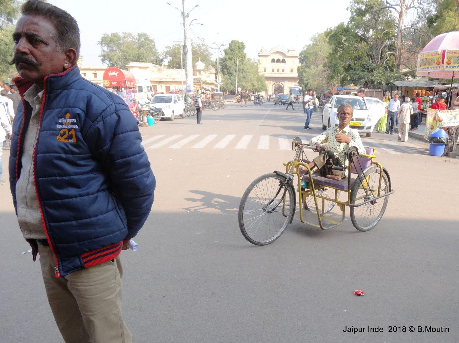 Scènes de rue à Jaipur (5 photos)
