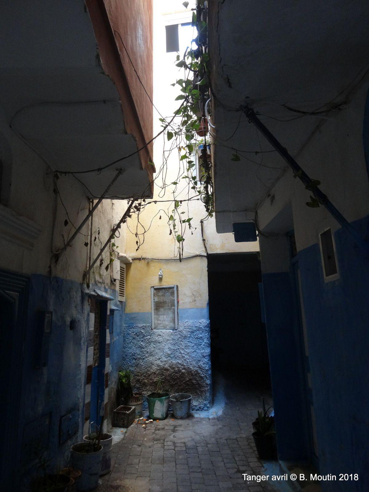 Lumière d'avril dans la Médina de Tanger (7 photos)