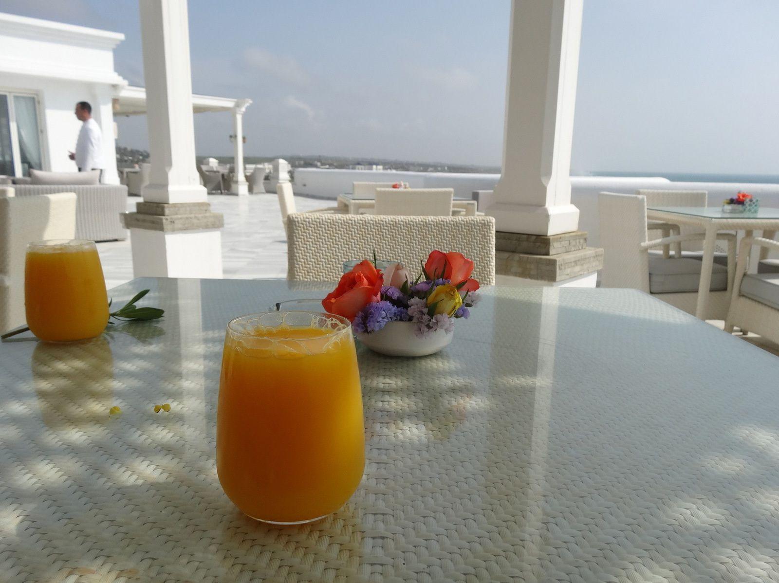 Le Mirage à Tanger (14 photos) sur la plage de Sidi Kacem