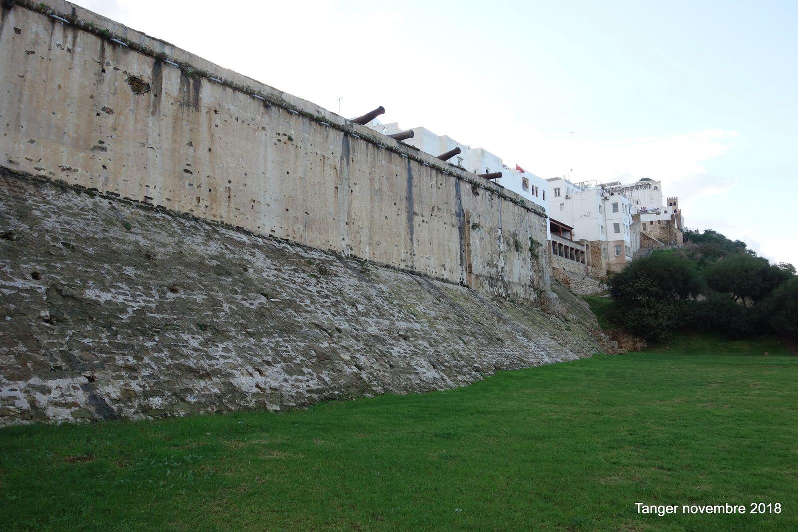 Muraille de la Médina de Tanger (5 photos)
