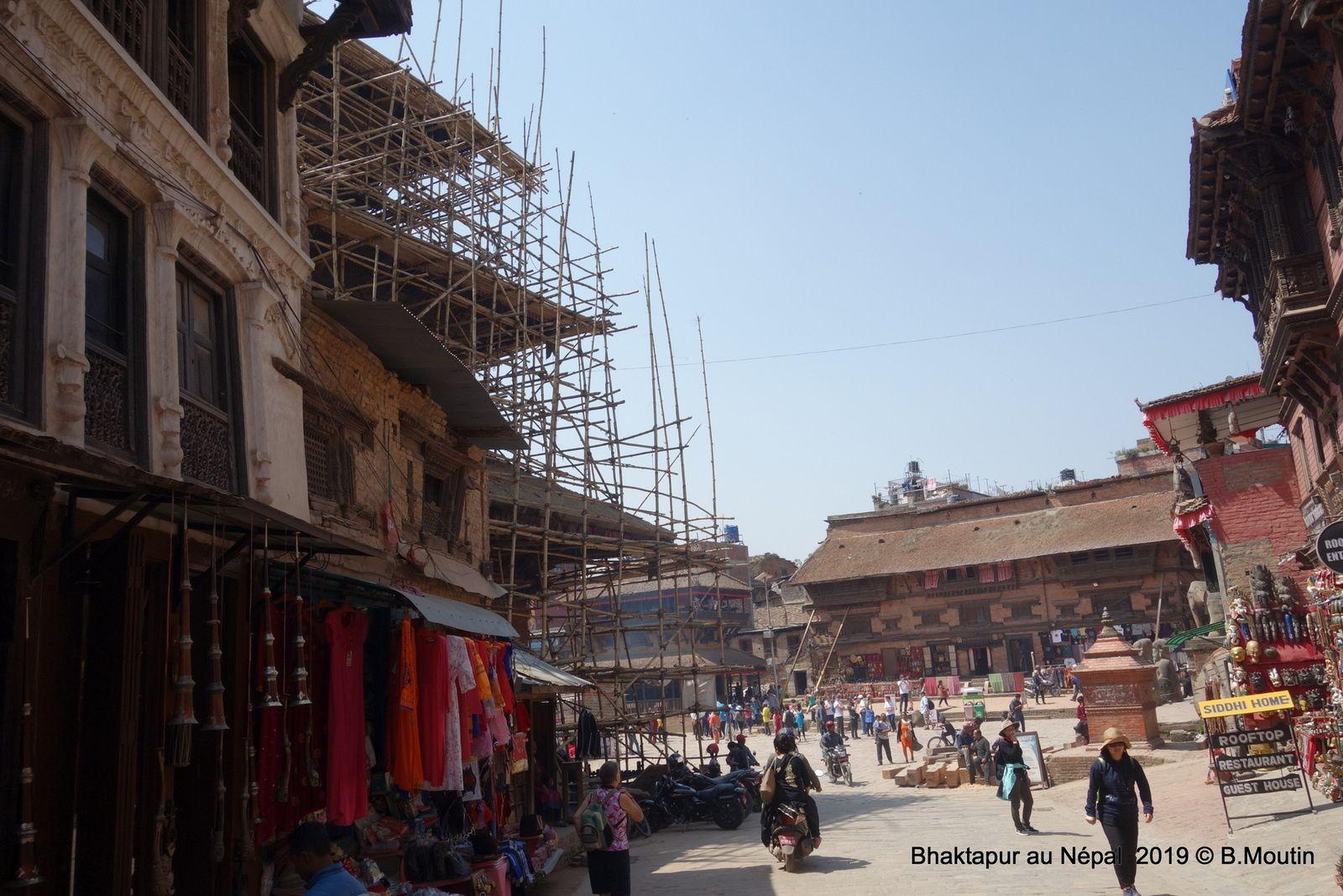 Bhaktapur au Népal (12 photos)