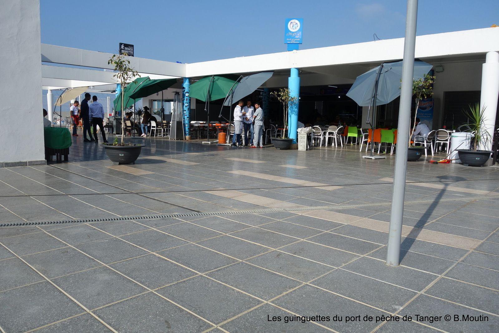 Quoi de neuf à Tanger : les guinguettes du Port de pêche (7 photos)