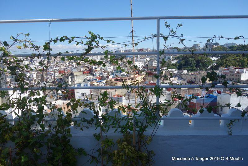 Quoi de neuf à Tanger : le restaurant MACONDO et sa vue panoramique
