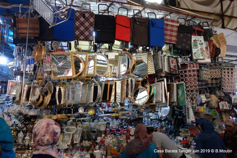 Casa Barata à Tanger (3 photos)