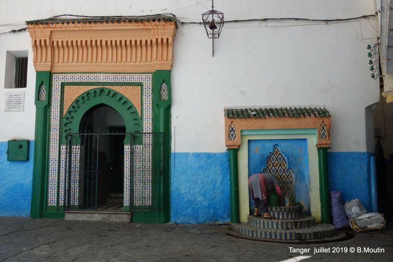 Fontaine de la Médina de Tanger