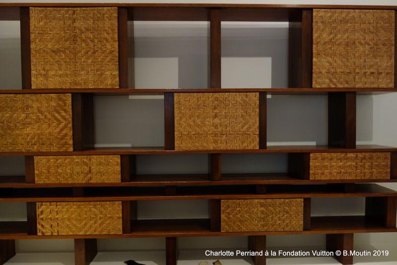 Charlotte Perriand à la fondation Vuitton (8 photos)