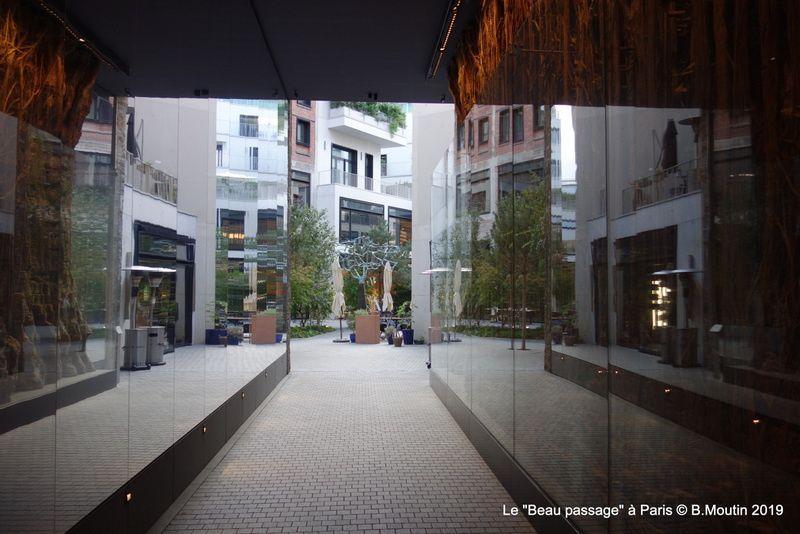 """le """"beau passage"""" à Paris (13 photos)"""
