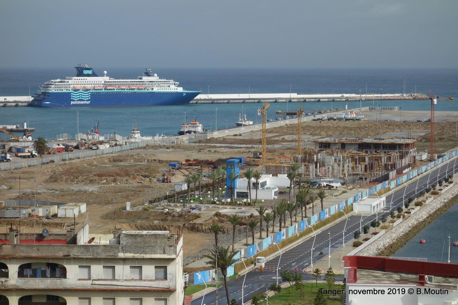 Le développement de Tanger