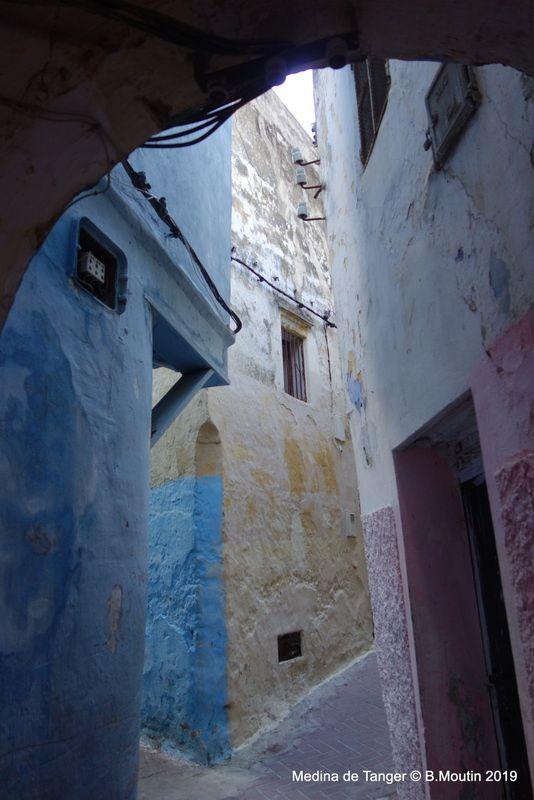 Couleurs de la Médina de Tanger (8 photos à agrandir)