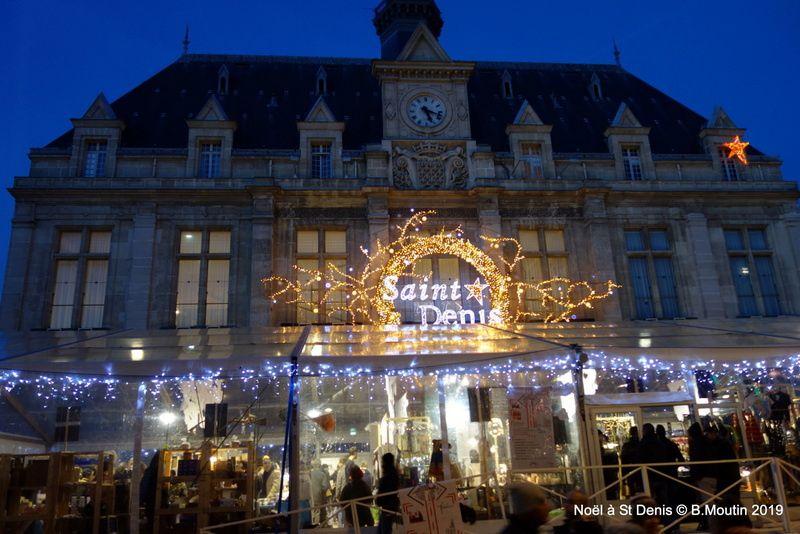 Noël à St Denis - 93 (9 photos)