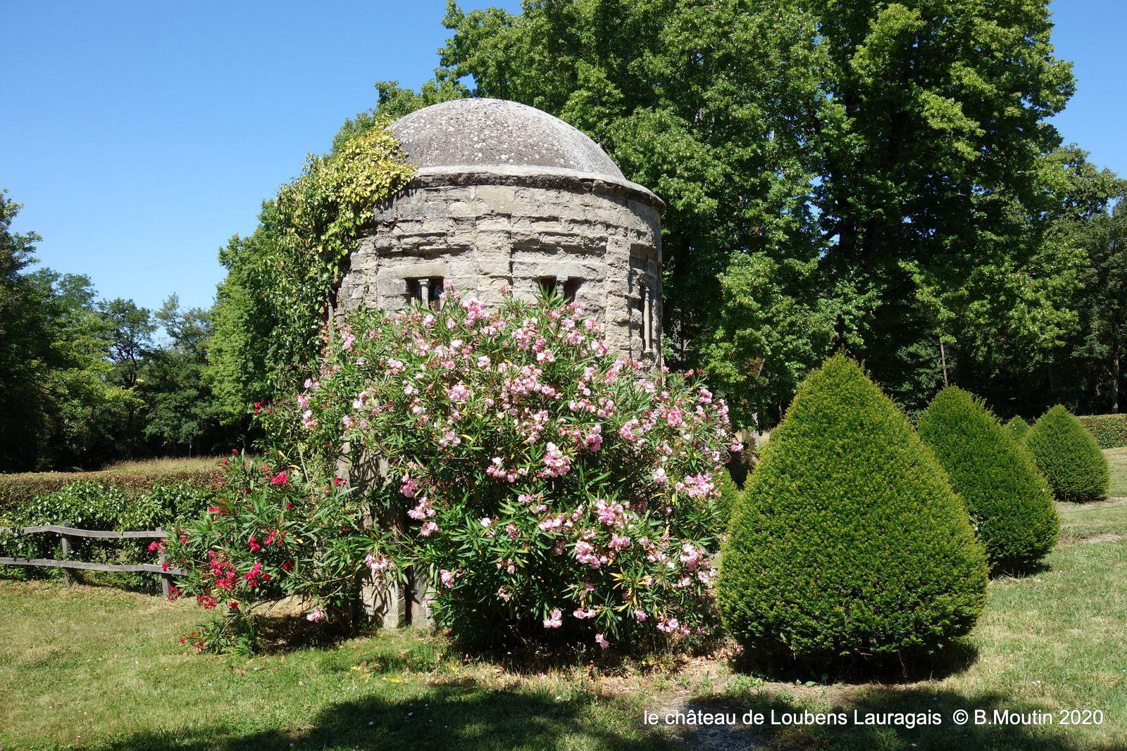le château de Loubens - Lauragais (10 photos)