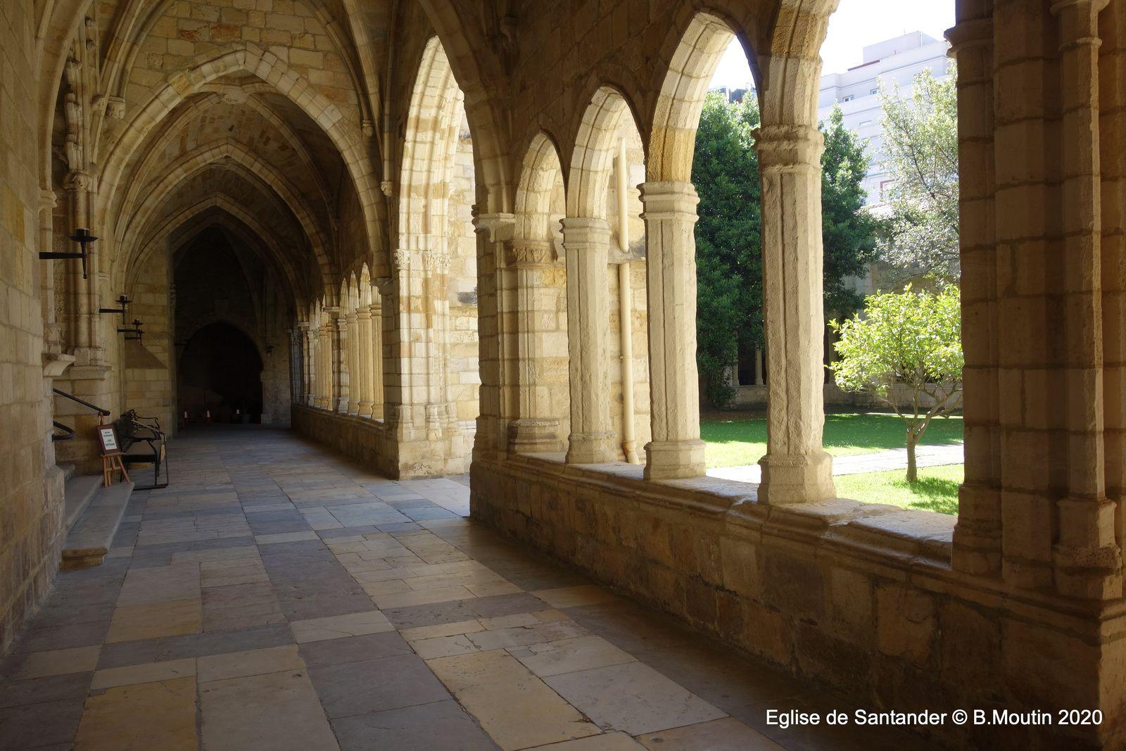 L'église de Santander en Espagne (10 photos)