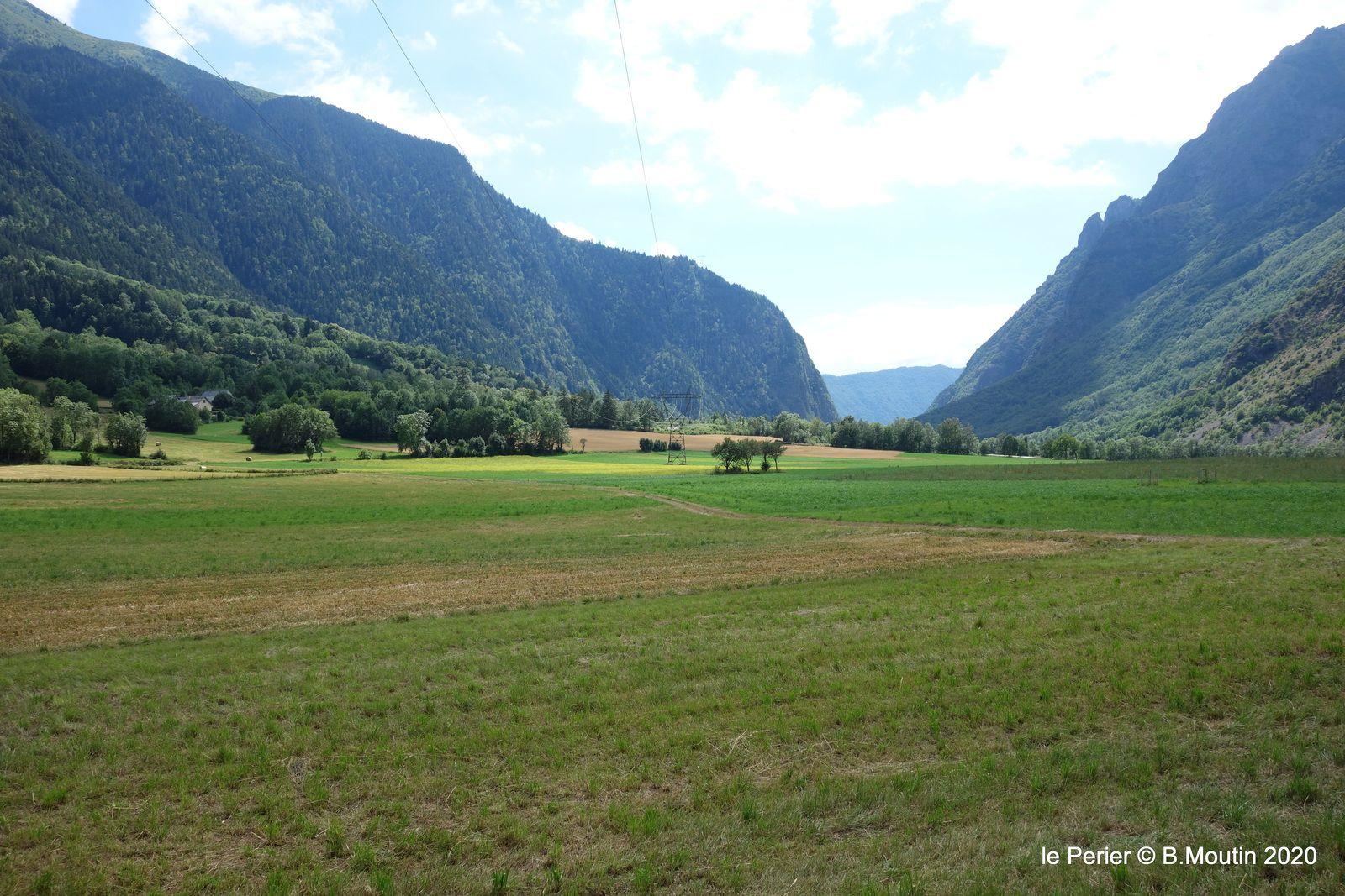 La vallée du Perier dans les Ecrins (7 photos)