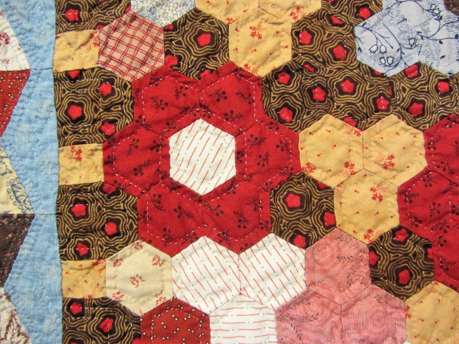 Brouage hexagones 2