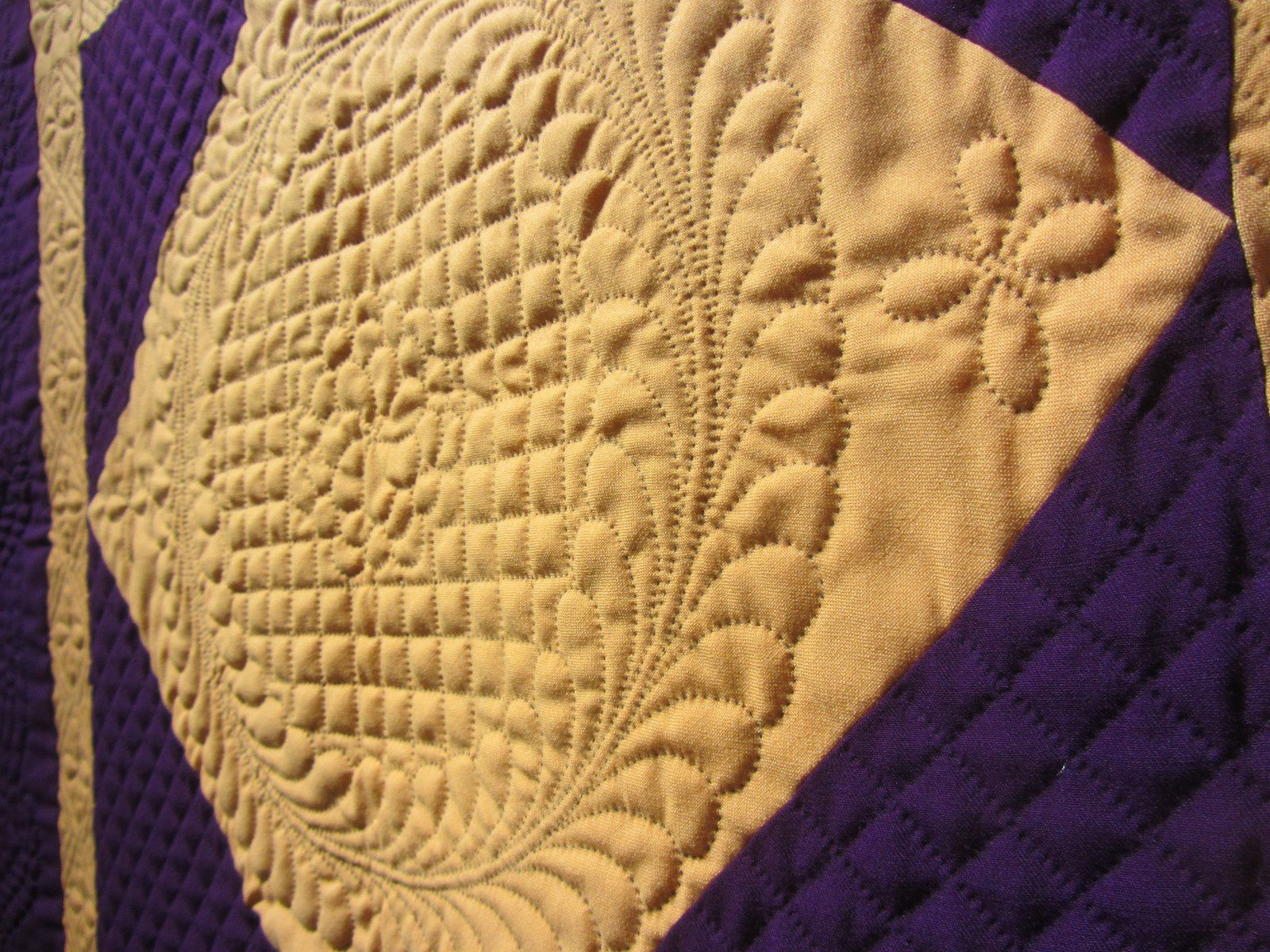 Sublime quilting