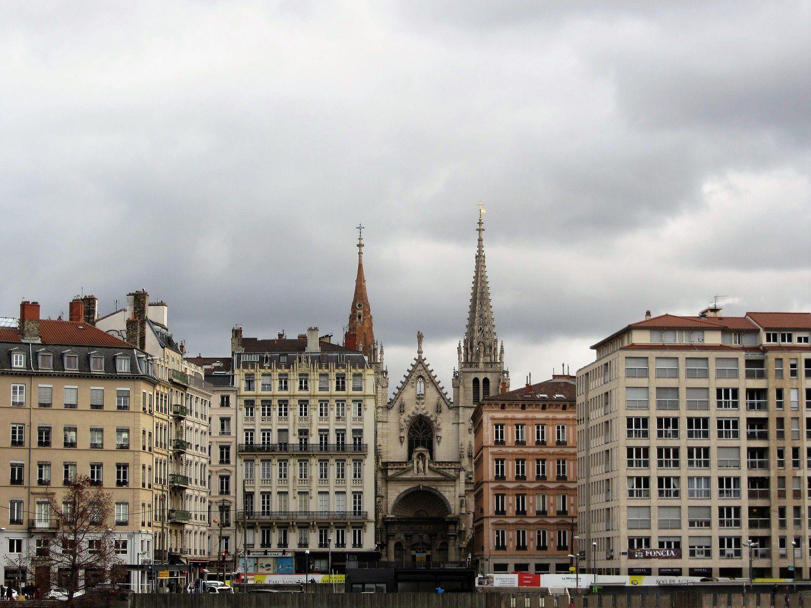 Eglise St Nizier Lyon