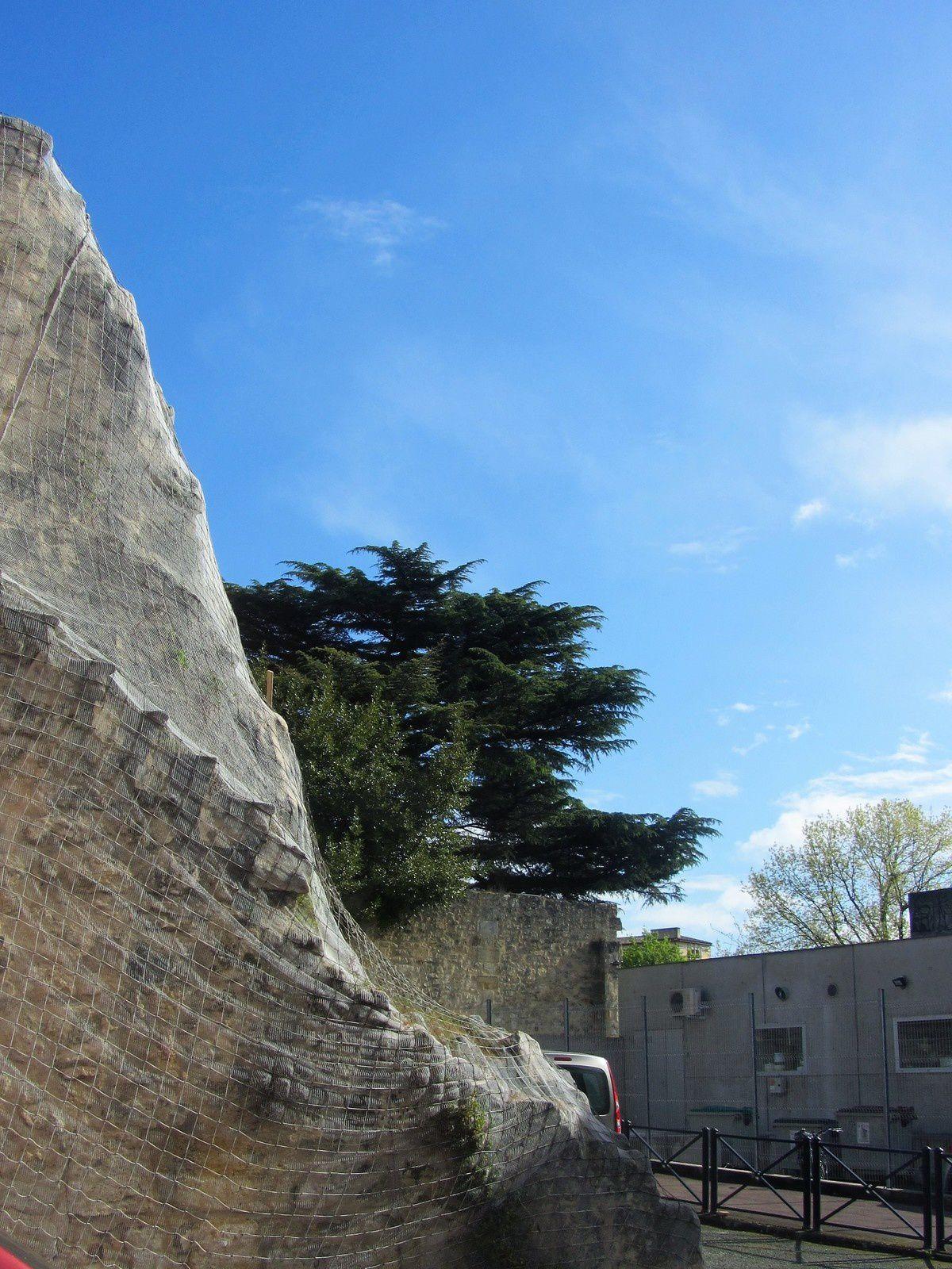 Anciens remparts de Bordeaux