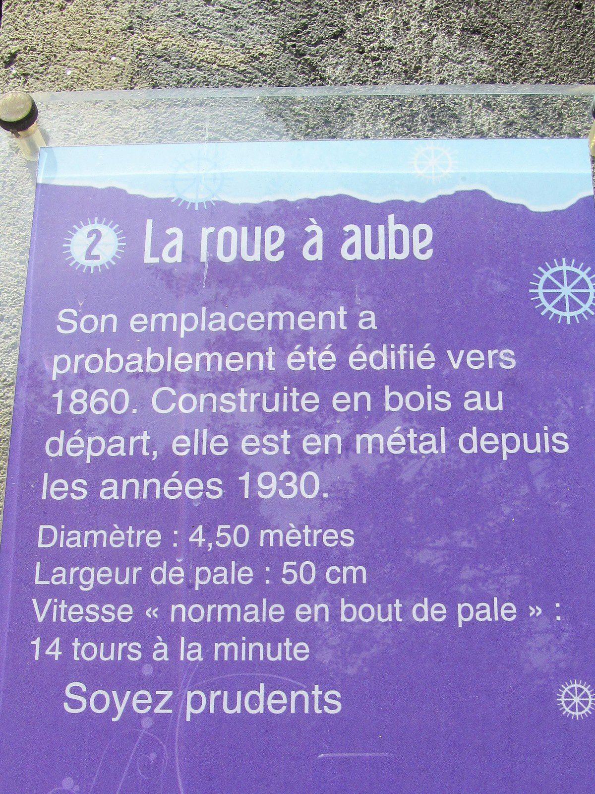 Moulin de Rouzique, fabrication du papier chiffon.