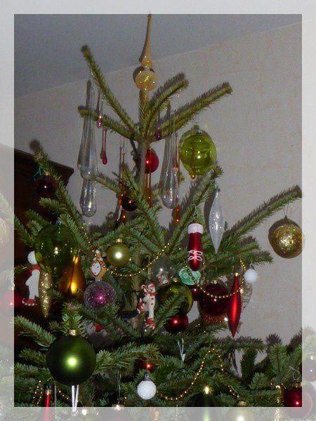 Le temps de Noël...