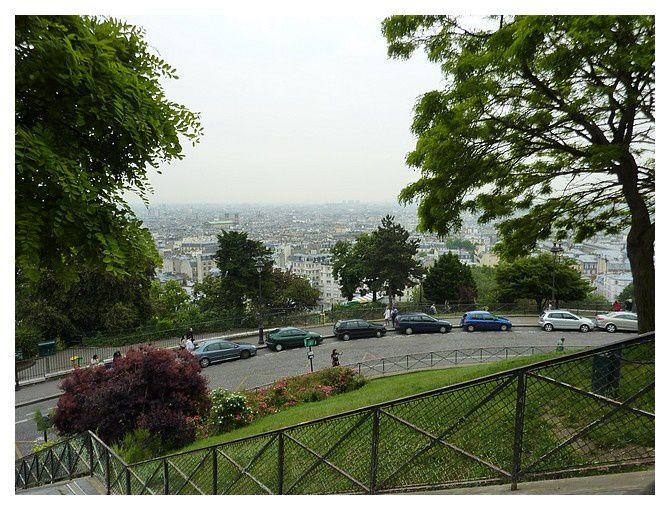 Paris, Montmartre : juin 2013