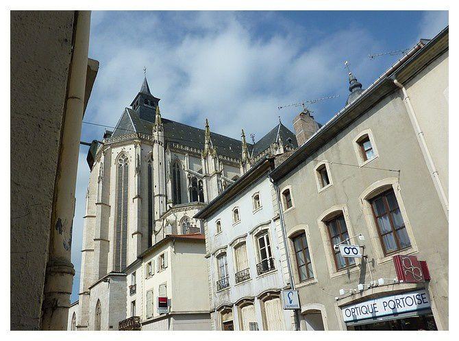 Saint Nicolas de Port (54) : juillet 2013