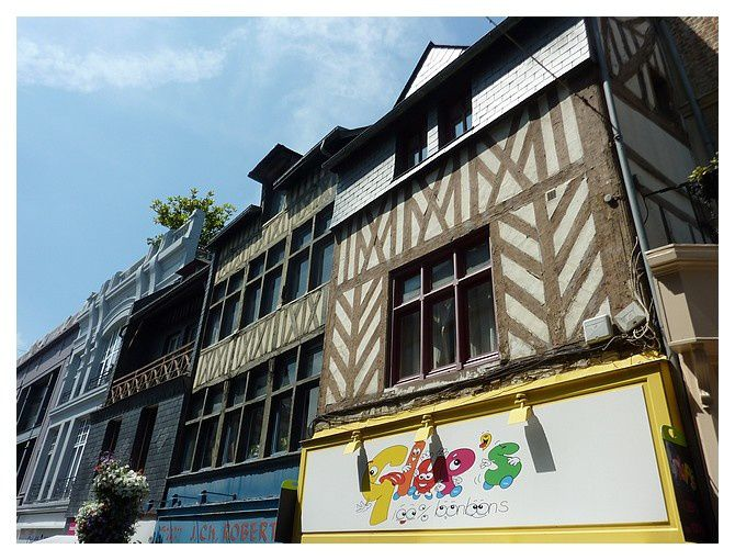 Honfleur (14) : juillet 2013