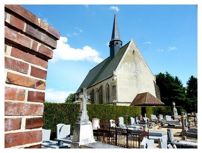 Saint Eliph (28) : juillet 2013
