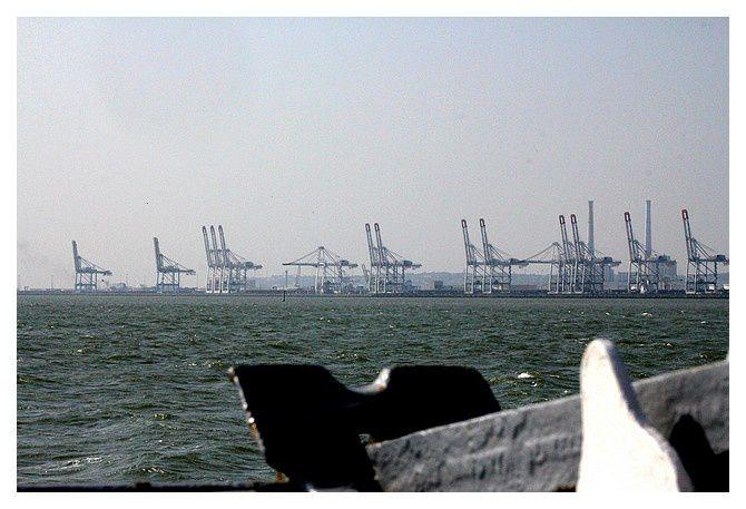 le port d'Havre 2000