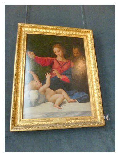 Raphael : Vierge de Lorette  1509-1510