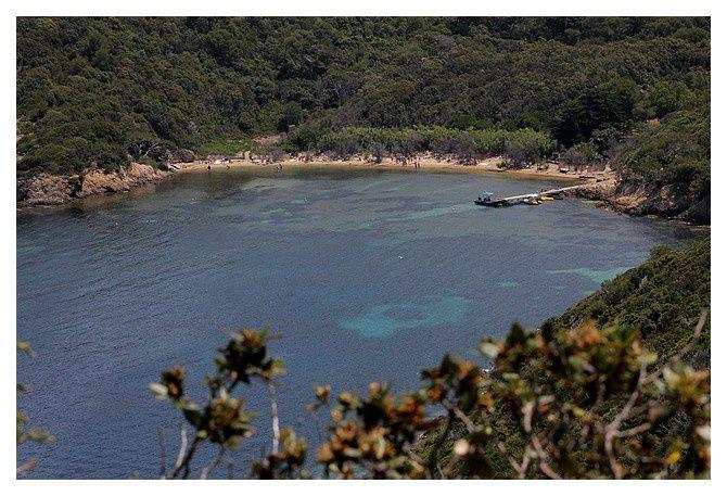 baie de la Palud, plage