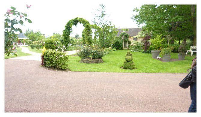 Les jardins de la Grande Bercherie, Oisème (28) juin 2014