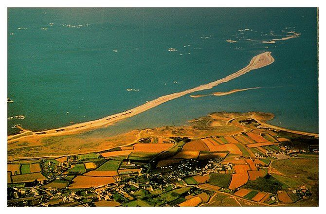 sud-nord; terre vers Manche