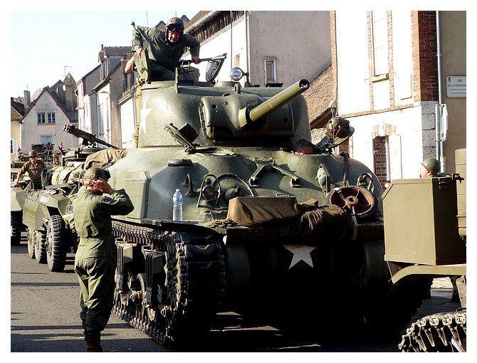 commémoration libération de Chartres 70ème anniversaire