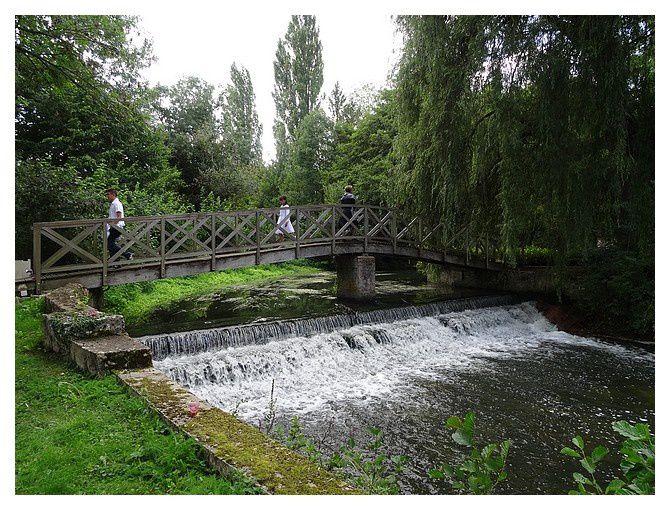 Moulin de Lambouray, Jouy (28) : août 2014