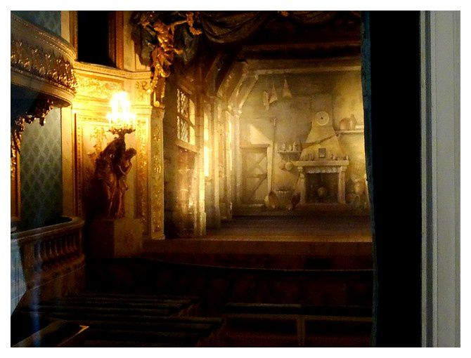 le Théâtre de la Reine